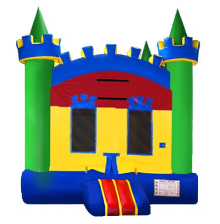 X-Calibur Jumping Castle Bounce House Rental Chicago