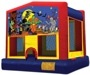 Halloween Frankenstein Dracula Mummy Witch Bounce House Rental Chicago