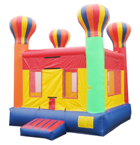 Hot Air Balloon Bounce House Rental Chicago
