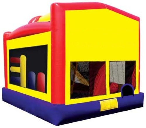 Modular Plain Bouncer Slide Combo Rental Chicago