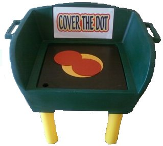 Cover The Dot Carnival Game Rental Chicago
