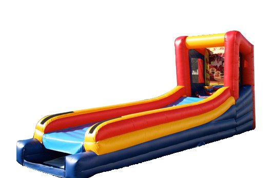 Inflatable Skee-Ball Carnival Game Rental Chicago