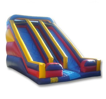 Dynamic Drop Double-Lane Slide Rental Chicago