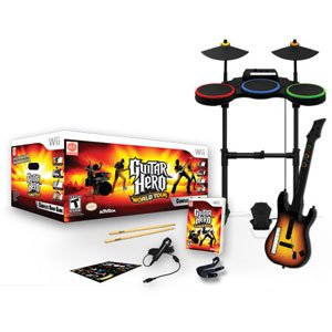 Rock Band Guitar Hero Drums Microphone Interactive Game Rental Chicago