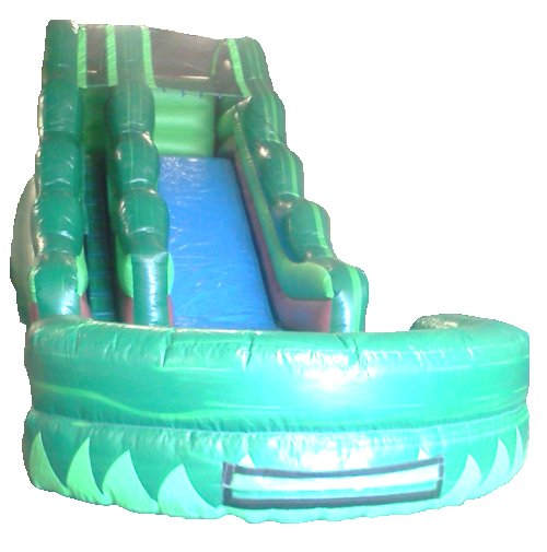 Monsoon Lagoon Water Slide Rental Chicago