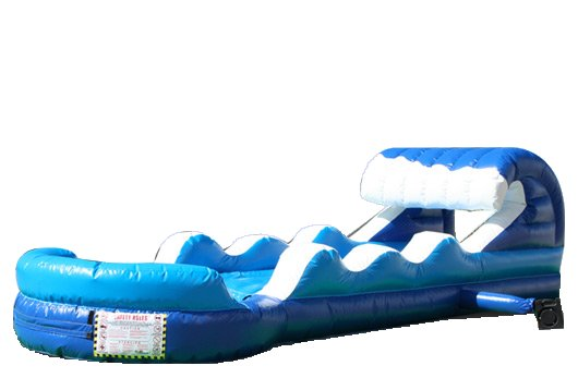 Tsunami Ocean Wave Slip-n-Dip Slip-n-Slide Rental Chicago
