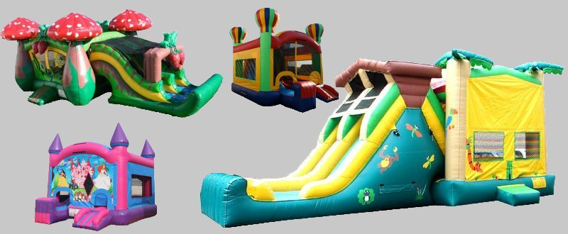Bouncer Slide Combo Rental Chicago