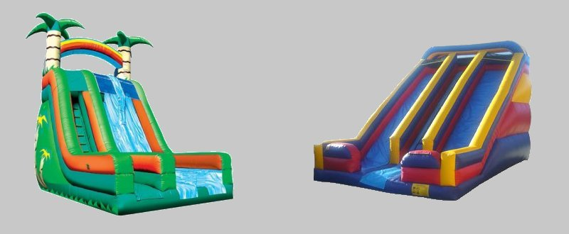 Dry Slide Rental Chicago